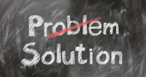 problem? solution